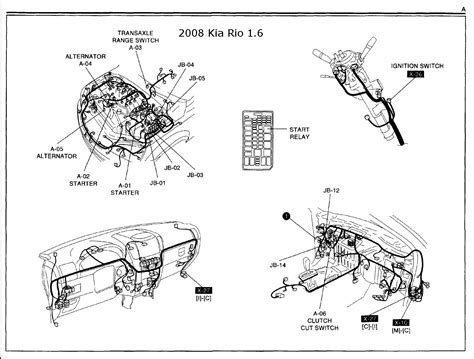 Ford Focus Engine Compartment Diagram
