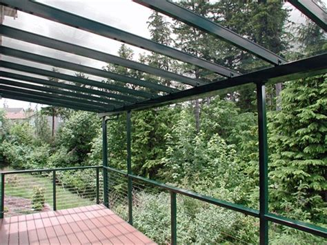 clear glass roof over deck modern outdoor kitchen design in 2019 pergola ideas for patio