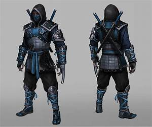 ArtStation Mortal Kombat X Character Concept Art