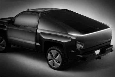 pickup truck tesla   build carbuzz