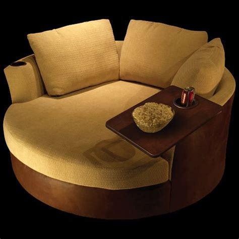 Snuggle Sofa by The Cuddle Elite Home Theatre Seating