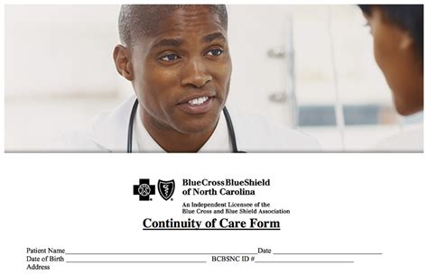 bcbsnc continuity of care form contact us and enroll in a health plan today bcbsnc