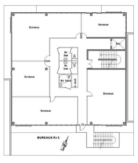 bureau stock plan de cagne plan des bureaux immeuble de bureaux de plan illustration