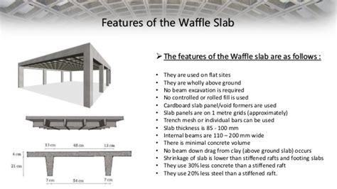 floors ending explanation flat grid waffle slab