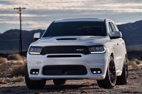 2021 dodge durango srt hellcat review: 2018 Dodge Durango SRT Pricing Announced | Automobile Magazine