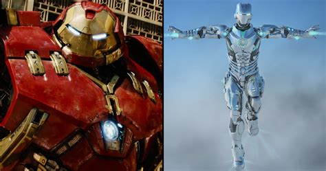 Pics Of Iron Man Armor Impremedia