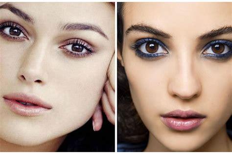 Тени для карих глаз какой цвет подойдет если светлые волосы и смуглая кожа
