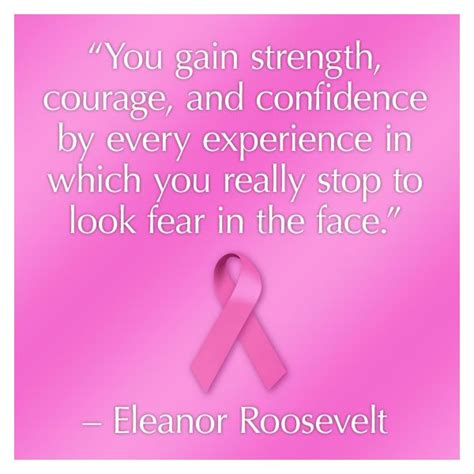 breast cancer quotes encouraging words pinterest