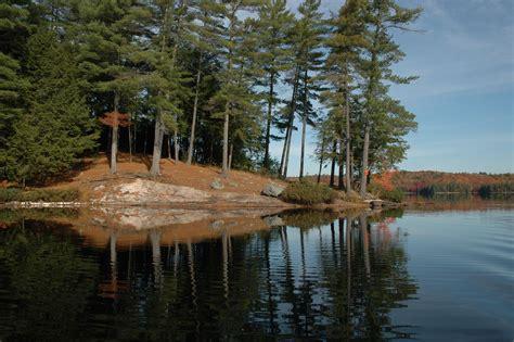 kawartha highlands provincial park lake ontario kayak