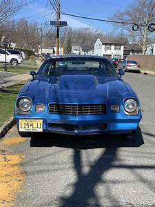 1978 Chevrolet Camaro Z28 Sportscar Blue Rwd Manual Z28