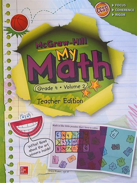 Mcgraw Hill 4th Grade Math Worksheets Mcgraw Best Free Printable Worksheets