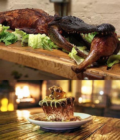 alligator cuisine the s catalog of ideas