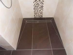 Rutschfeste Fliesen Dusche : bodengleiche dusche gro e fliesen duschrinne fliesen pinterest begehbare dusche ~ Watch28wear.com Haus und Dekorationen