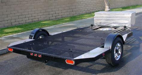 custom built combo trailer shadow trailers