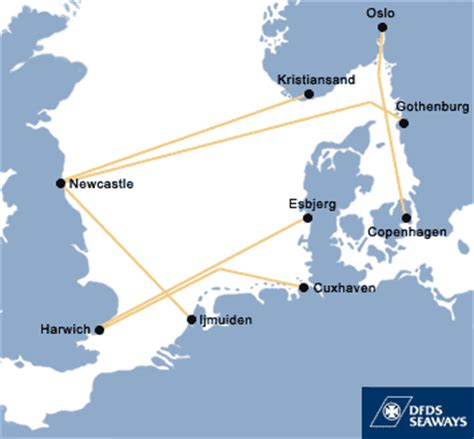 Ferry Boat Uk Norway by Dfds Seaways Book Dfds Seaways Simply And Securely With