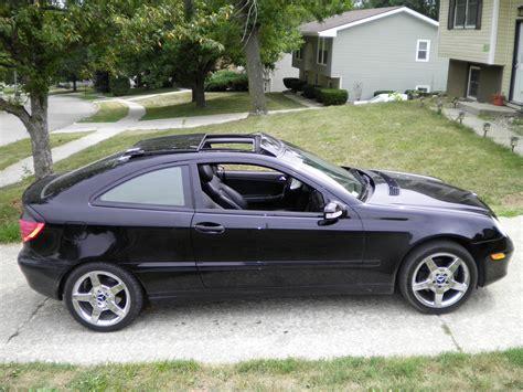 Mercedes C Class Coupe Modification by Blackc320 2003 Mercedes C Classc320 Sport Coupe 2d
