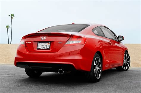 2013 Civic Si Engine by 2013 Honda Civic Si Test Motor Trend