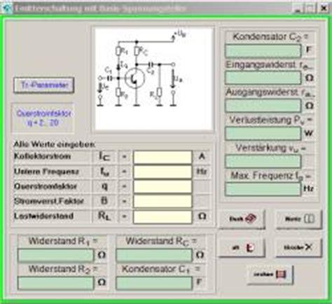 elo formel  schaltungsentwuerfe und entwicklungen berechnen