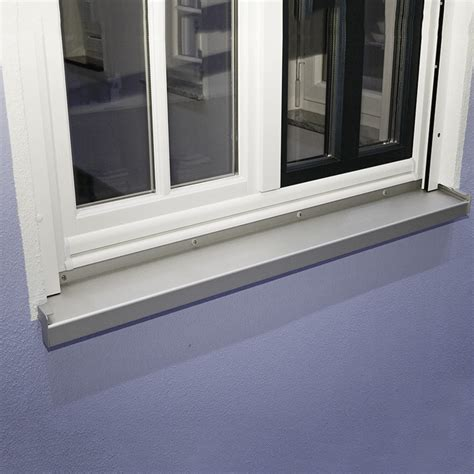 Exterior Window Sill Installation by Exterior Window Sills Neuffer