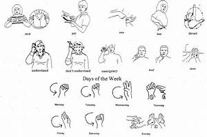 style insight sign language With sign language documents
