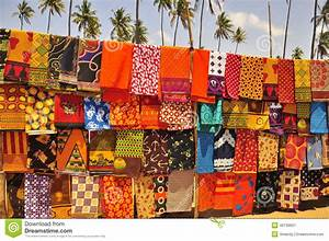 Colorful african market stock image Image of colours