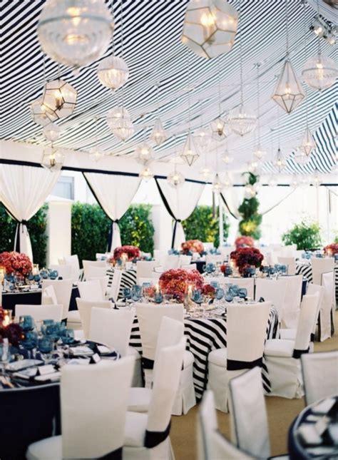 Wedding Inspiration A Nod To Nautical  Pretty Happy Love