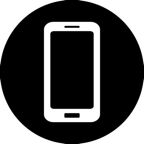 Mobile Phone Icon For Resume by Technologies Teklead Corporation