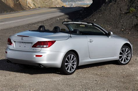 lexus convertible used 2015 lexus is 350 c convertible pricing for sale
