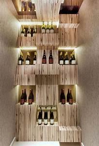 Porte Bouteille Vin Original : cr er sa cave vin fantastique pour un petit ou un grand espace ~ Dode.kayakingforconservation.com Idées de Décoration