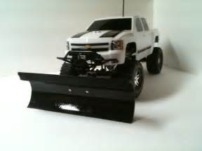 RC Trucks with Snow Plow for Sale