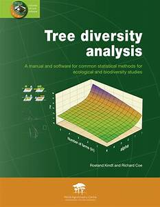 Pdf  Tree Diversity Analysis  A Manual And Software For