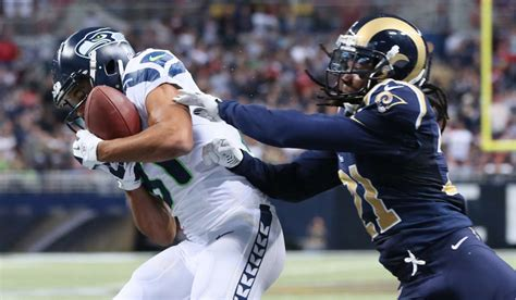 nfl seahawks escape  win  rams toronto star