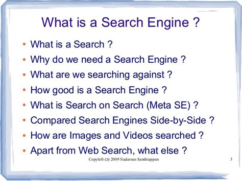 Explain Search Engine by Search Engine Demystified