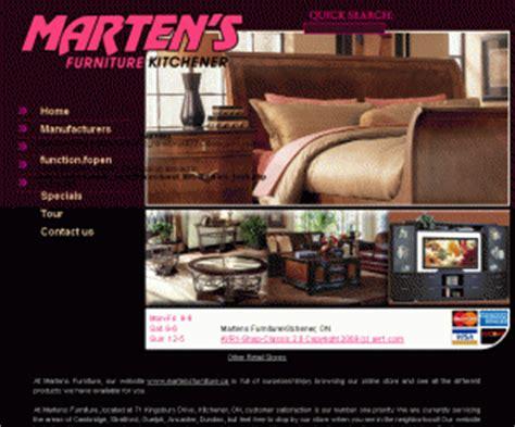 Furniture Stores Kitchener Ontario by Martensfurniture Ca Martens Furniture In Kitchener