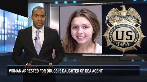 Drug Enforcement Administration Confirms Woman Arrested