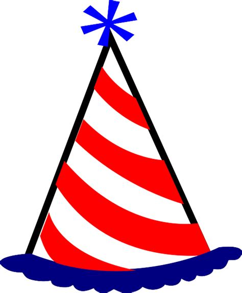 hat cone party  vector graphic  pixabay