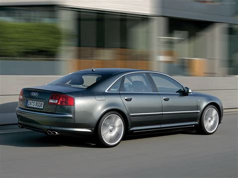 Audi S8 2005 Exotic Car Image 040 Of 66 Diesel Station