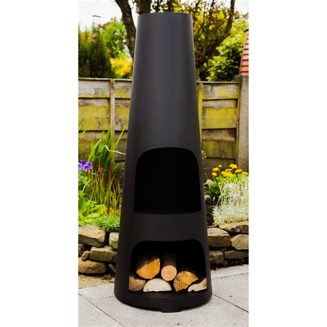 Garden Chimney by Made O Metal Garden Patio Chimney Heater Large Steel