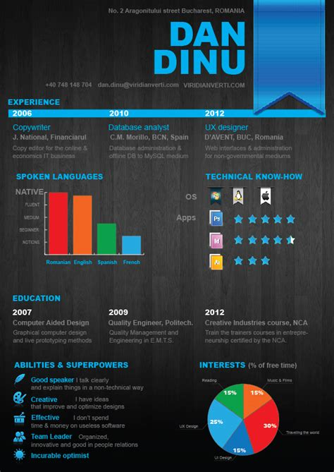 Unique Resume Graphic Design by Resumes On Graphic Designer Resume Resume And Resume Design