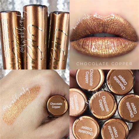 Chocolate Copper LipSense® (Limited Edition) – swakbeauty.com