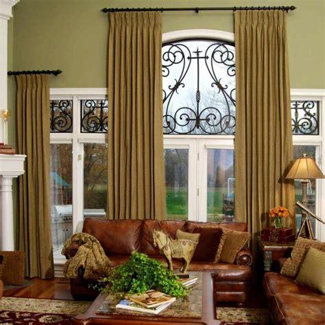 window treatments living room living room