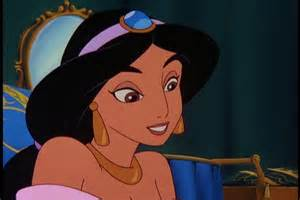 Aladdin Return of Jafar Jasmine