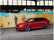 Audi S3 8P Red RSQUATTRO