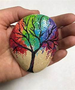 1442 best images about pebbles and stones - Trees on ...