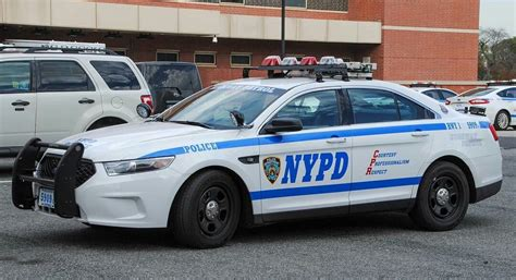 Nypd Ford Interceptor