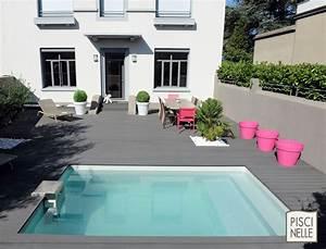Piscine Liner Blanc : piscine piscinelle bo3 5 et cr4b sans autorisation de travaux ~ Preciouscoupons.com Idées de Décoration