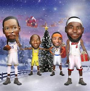 NBA 2012 Christmas day schedule - Jocks And Stiletto Jill
