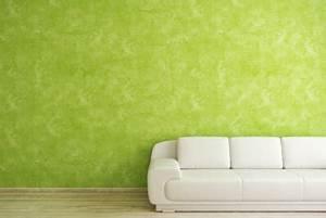 Wand Streichen Schwammtechnik : farbige wandgestaltung einige anregungen ~ Markanthonyermac.com Haus und Dekorationen
