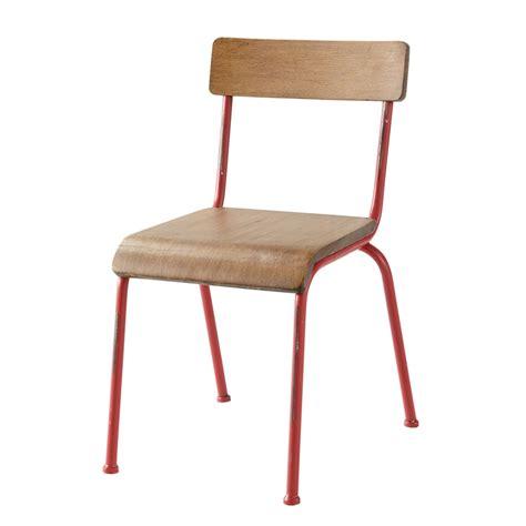 maisons du monde chaises chaise enfant maisons du monde
