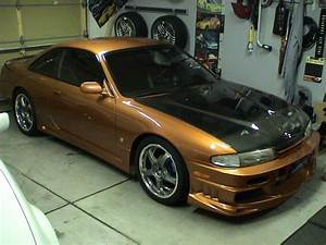1998 Nissan 240sx - Overview